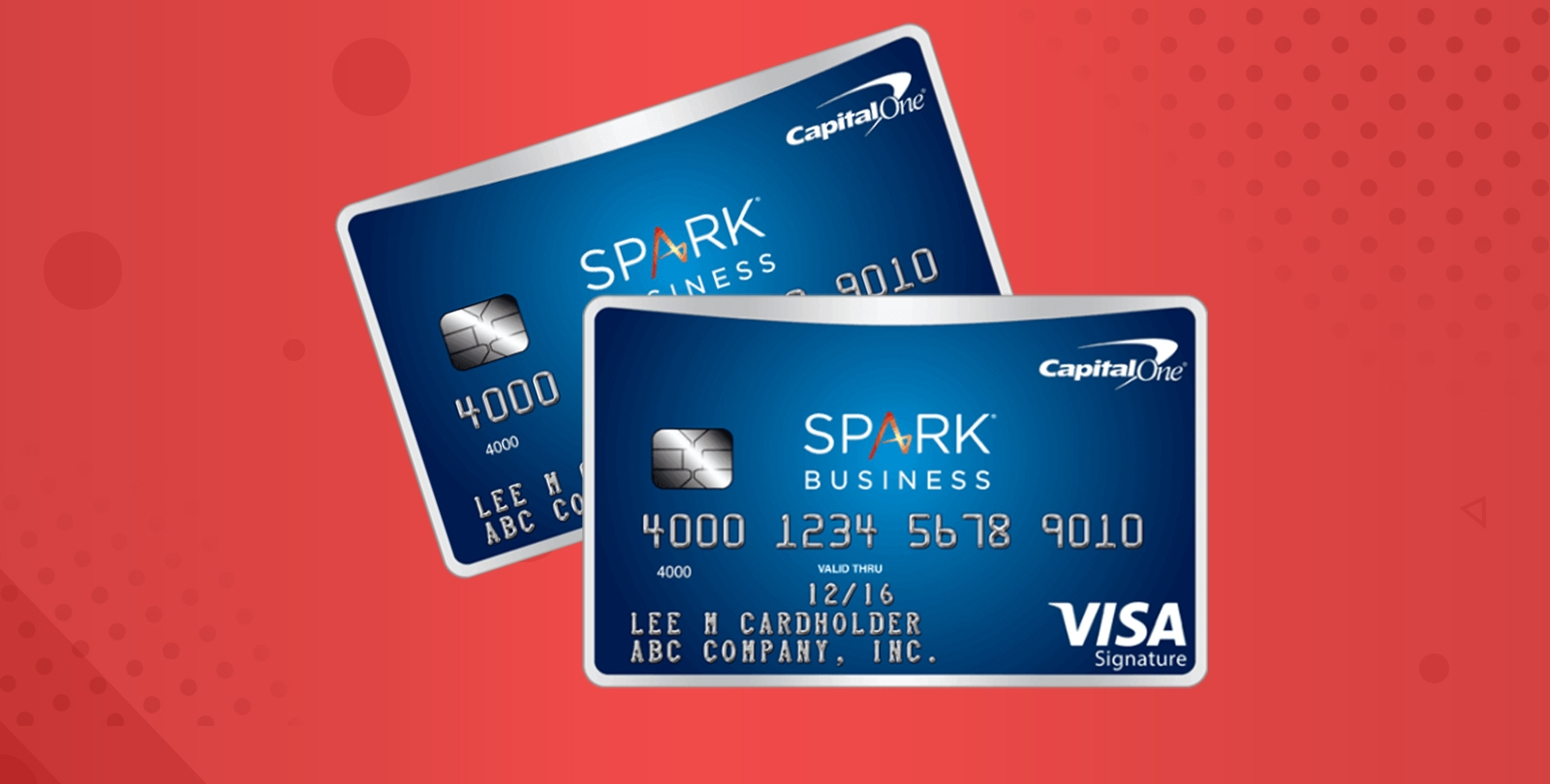Capital One® Spark® Miles for Business - Top10 credit cards